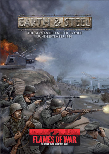 Flames of War: Earth and Steel | Boutique FDB