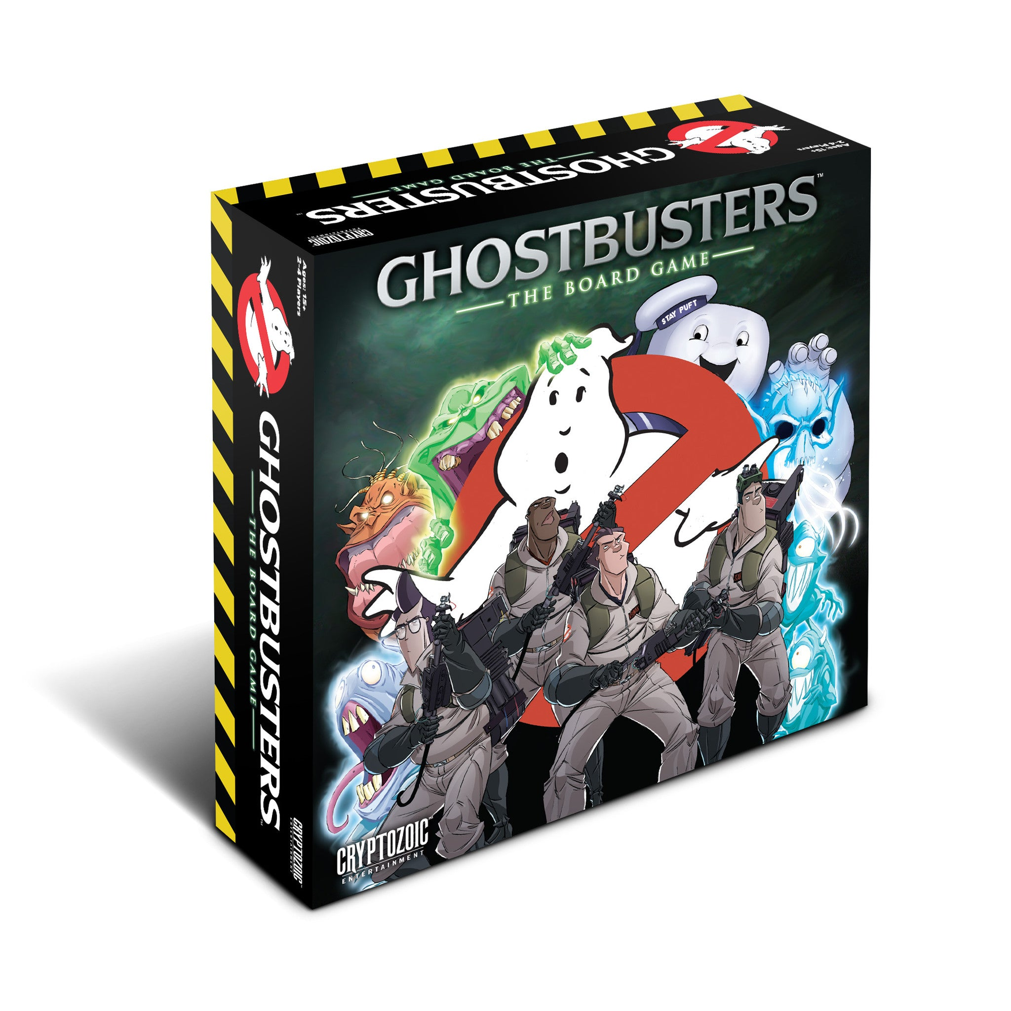 GhostBusters Boardgame | Boutique FDB