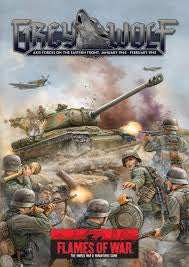 Flames of War Grey Wolf Book