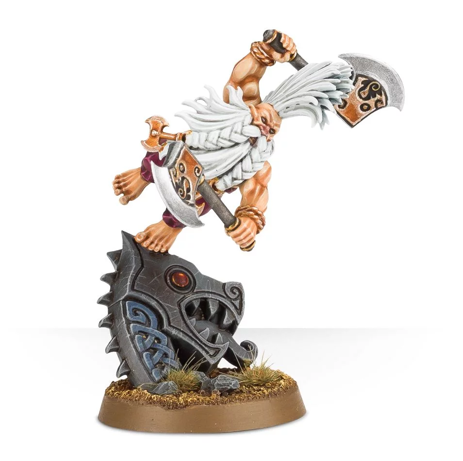 Grombrindal the White Dwarf | Boutique FDB