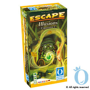 Escape: Illusions   The expansion 1 (multi)