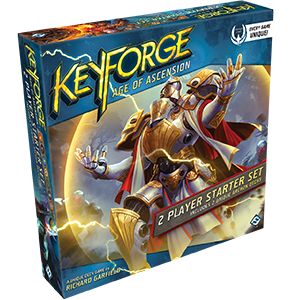 KeyForge: Age of Ascension Two-Player Starter | Boutique FDB