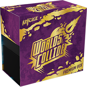 KeyForge: Worlds Collide Premium Box | Boutique FDB