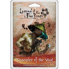 Legend of the Five Rings : Disciples of the Void