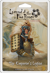 Legend of the Five Rings : The Emperor's Legion