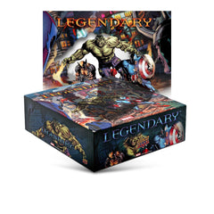 LEGENDARY: A MARVEL DECK BUILDING GAME | Boutique FDB