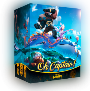 Oh Capitaine! | Boutique FDB