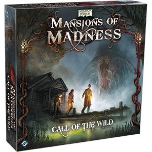 Mansions Of Madness Call of the Wild | Boutique FDB