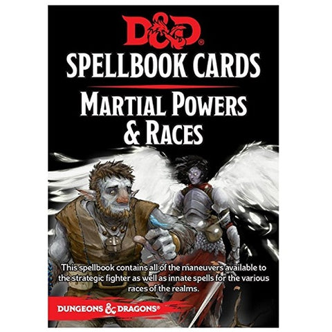 D&D SPELLBOOK: MARTIAL 2ND EDITION