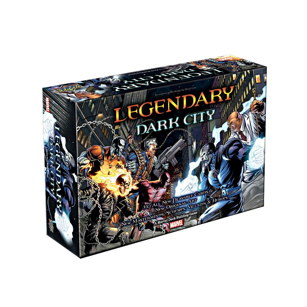 LEGENDARY: A MARVEL DECK BUILDING GAME: DARK CITY | Boutique FDB