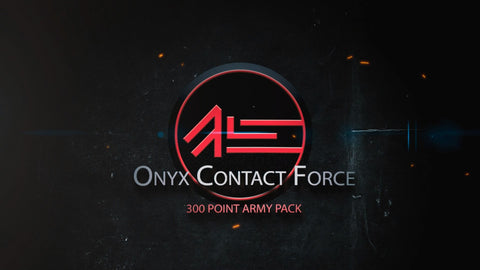 Combined Army Pack ONYX Contact Force