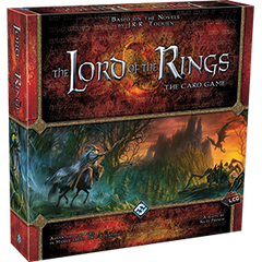 The Lord of the Rings the Card Game: Adventure and Peril in Middle-Earth