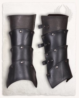 Albretch Greaves (Black) | Boutique FDB