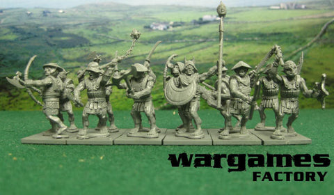 Orcs Warband