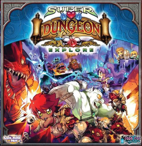Super Dungeon Explore | Boutique FDB