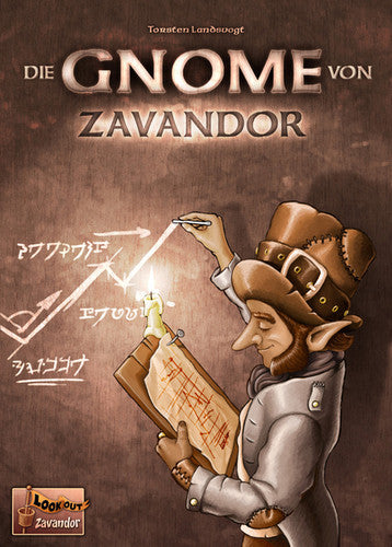 The Gnomes of Zavandor | Boutique FDB