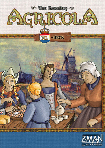 Agricola: NL-Deck | Boutique FDB