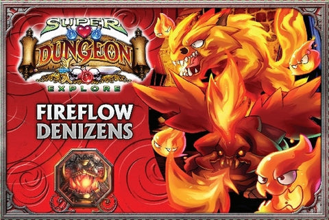 Super Dungeon Explore Fireflow Denizens