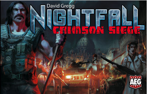 Nightfall Crimson Siege | Boutique FDB