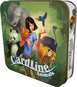 Cardline: Animals (French)|Cardline: Animals (Francais)