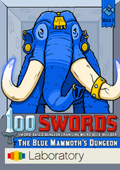 100 swords the blue mammoth's dungeon