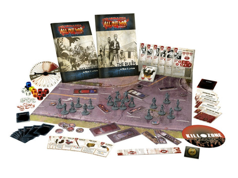 The Walking Dead: All Out War - kickstarter