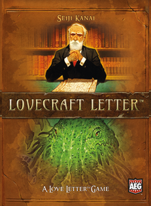 Lovecraft Letter | Boutique FDB