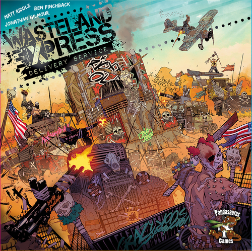Wasteland Express Delivery Service | Boutique FDB