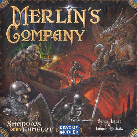 Merlin's Company A Shadows over Camelot Expension