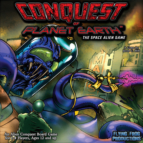 Conquest of Planet Earth | Boutique FDB