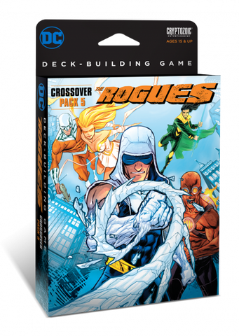CROSSOVER PACK #5 THE ROGUES