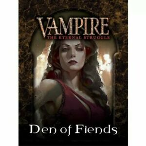 Vampire: The Eternal Struggle Den of Fiends | Boutique FDB