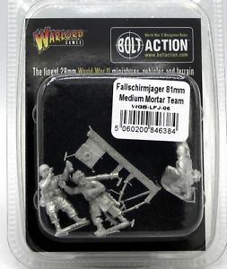 Fallshirmjager 81mm Medium Mortar Team | Boutique FDB