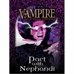 Vampire: The Eternal Struggle Pact with Nephandi | Boutique FDB