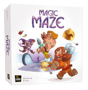 Magic Maze EN