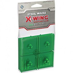 X-wing Green bases and pegs