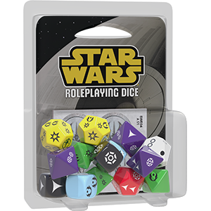 Star Wars Roleplaying Dice | Boutique FDB