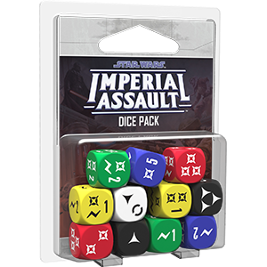 Imperial Assault: Dice Pack | Boutique FDB