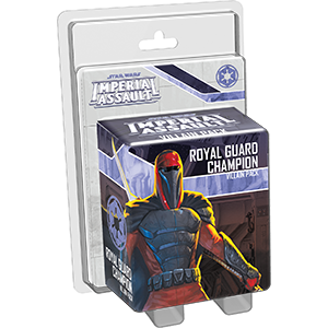 Imperial Assault: Royal Guard Champion Villain Pack