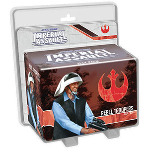 Imperial Assault: Rebel Troopers Ally Pack | Boutique FDB