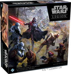 Star Wars Legion: Core Set | Boutique FDB