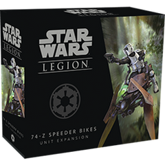 Star Wars Legion: 74-Z Speeder Bikes