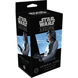 Star Wars Legion: General Veers Commander | Boutique FDB