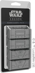Star Wars Legion : Barricades Pack