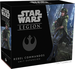 Star Wars Legion : Rebel Commandos Unit Expansion