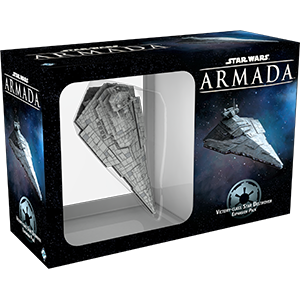 Star Wars Armada Victory-class Star Destroyer Expansion Pack | Boutique FDB