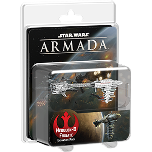 Star Wars Armada Nebulon-B Frigate Expansion Pack | Boutique FDB