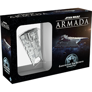Star Wars Armada Gladiator-class Star Destroyer Expansion Pack | Boutique FDB
