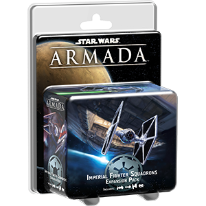 Star Wars Armada Imperial Fighter Squadrons Expansion Pack | Boutique FDB