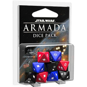 Star Wars: Armada Dice Pack | Boutique FDB